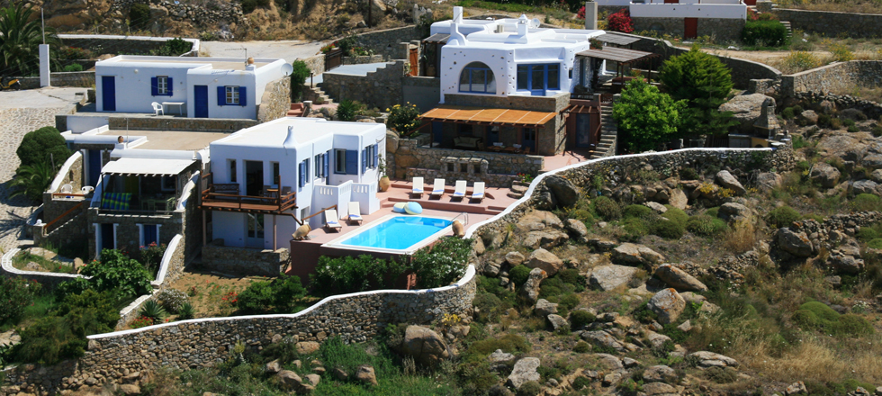 mykonos apartments